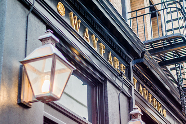 HP repositions 558 Sacramento and opens the award winning restaurant Wayfare Tavern