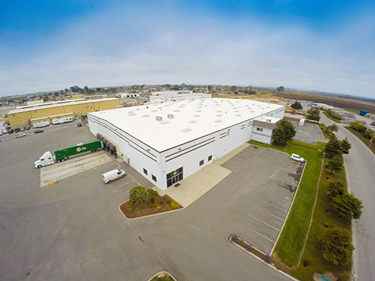 HP acquires its first Industrial Warehouse in Castorville, Ca.